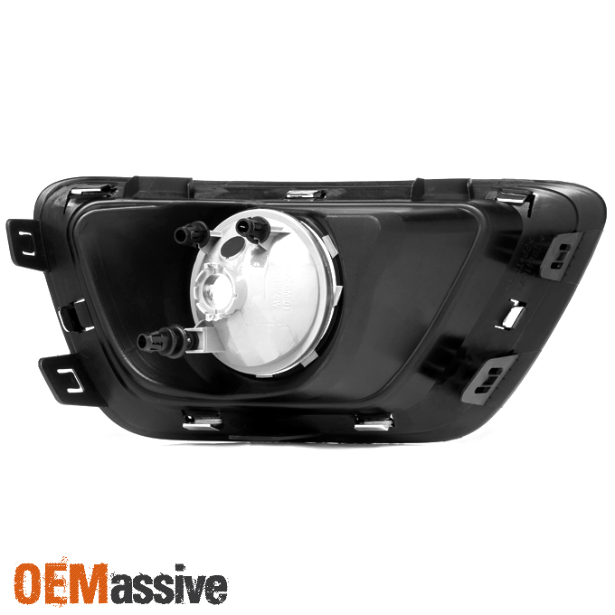 2015 2016 Chevy Colorado Bumper Fog Lights Replacement W