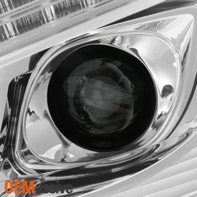 2007 2013 mercedes benz s class w221 halogen model drl led for Mercedes benz aftermarket headlights