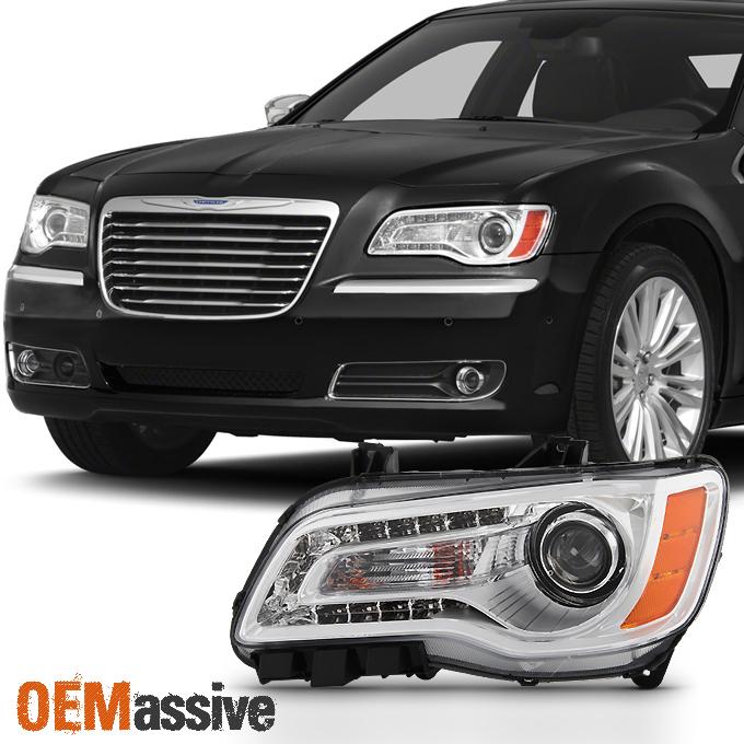 2011 2012 2013 2014 Chrysler 300 Halogen Type Projector