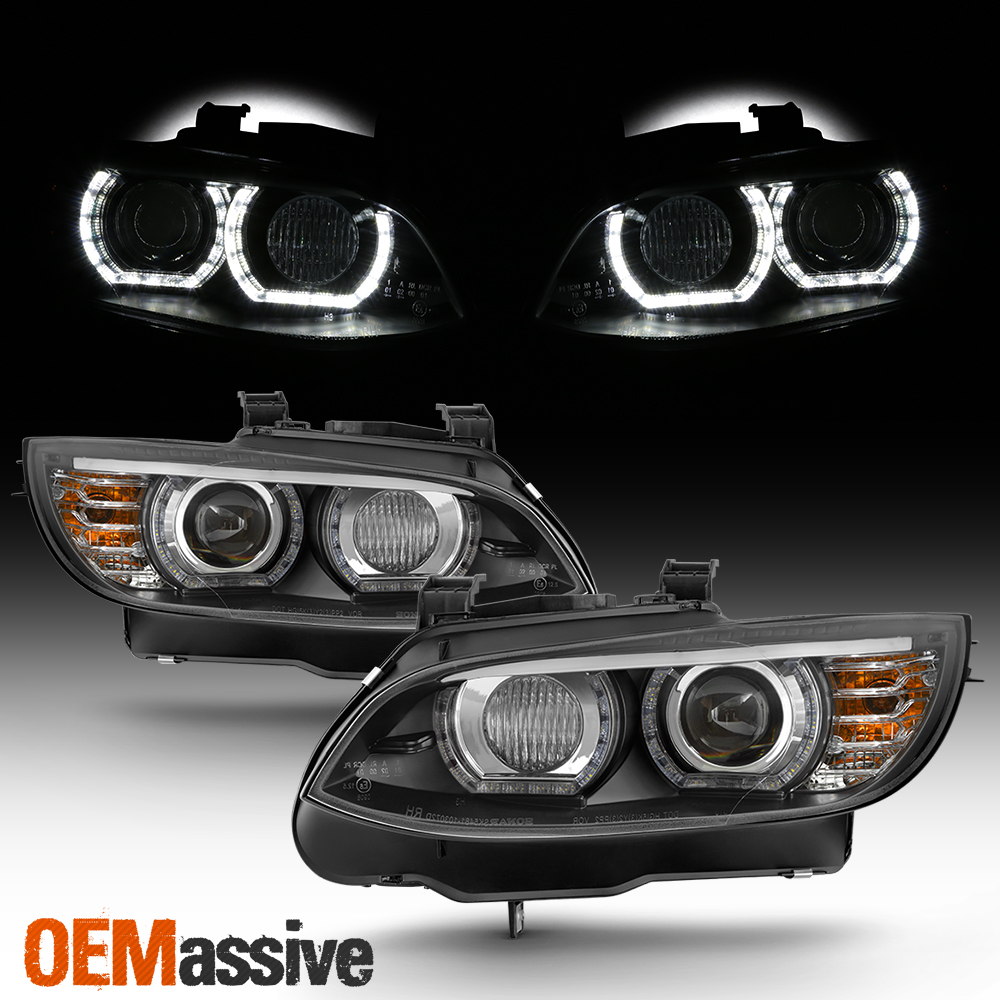 HID/Xenon For 07-10 BMW 328i 335i 3-Series Coupe LED