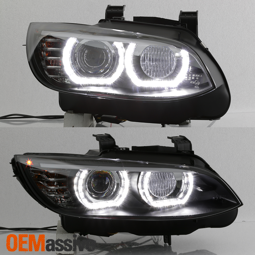 Hid Xenon For 07 10 Bmw 328i 335i 3 Series Coupe Led
