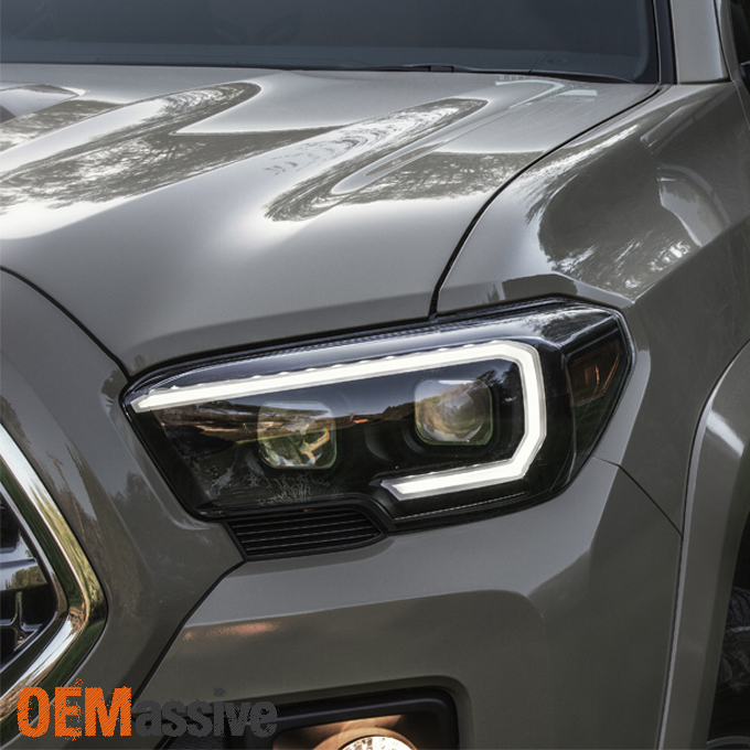 Fits 2016 2018 Toyota Tacoma Trd Sequential Led
