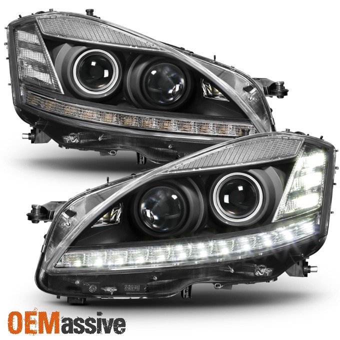 Used 2007 2009 mercedes benz w2121 s class hid afs models for Mercedes benz aftermarket accessories
