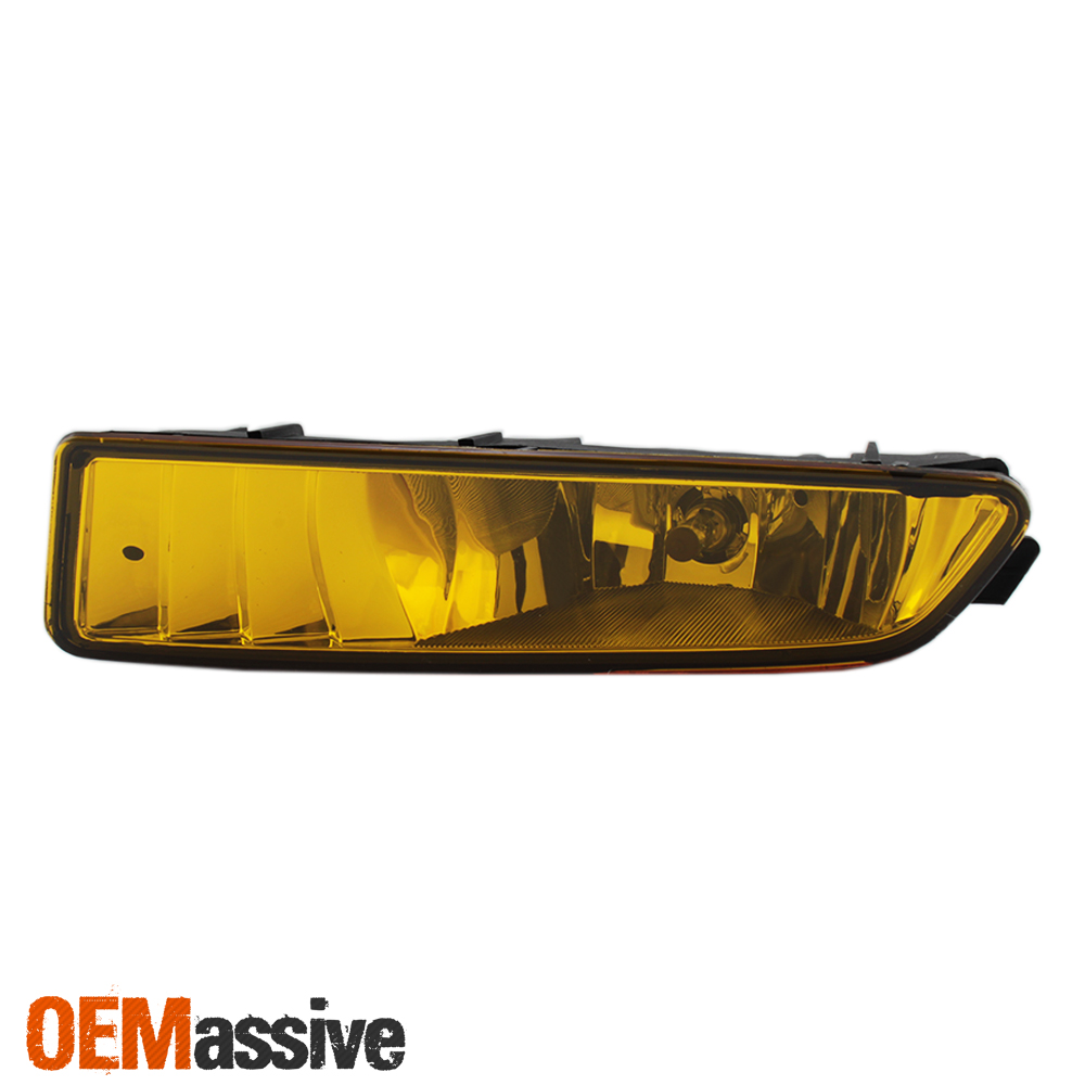 Fits 2002-2003 Acura TL TYPE-S Replacement Bumper Yellow ...