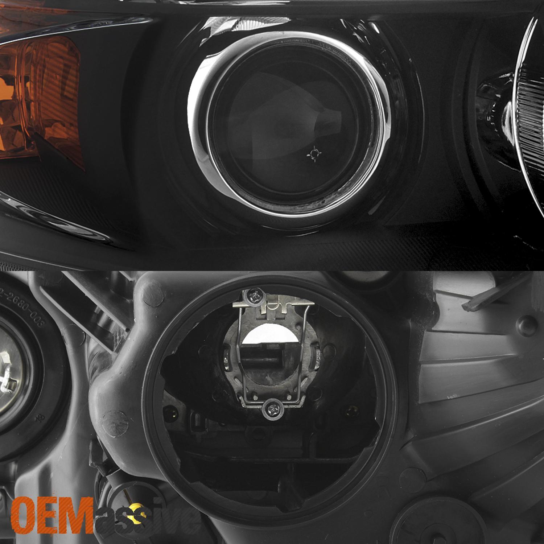 HID Type Headlight For 2009-2012 2013 2014 Acura TSX Sedan
